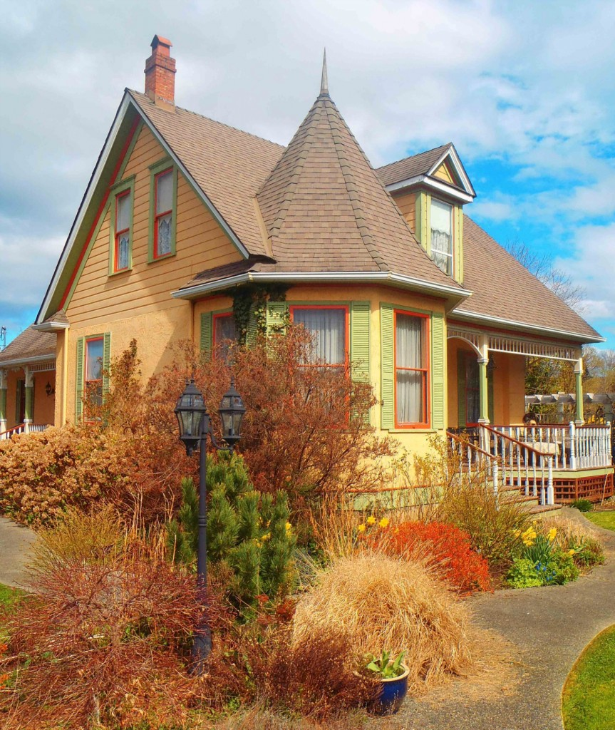 Christopher Dobson house, 220 Beech Road, Duncan. B.C.