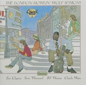 CD cover, The London Howlin' Wolf Sessions, Chess Records