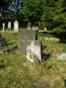 John Henry Peterson, grave, St. Peter's Quamichan cemetery
