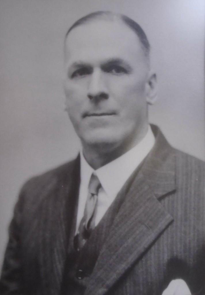 Kenneth F. Duncan, circa 1920
