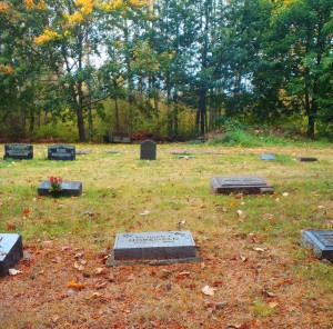 Richard Horsfield grave, St. Peter's Quamichan cemetery