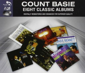 Count Basie - Eight Classic Albums, CD cover