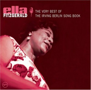 Ella Fitzgerald Sings the Very Best of the Irving Berlin Songbook, CD cover