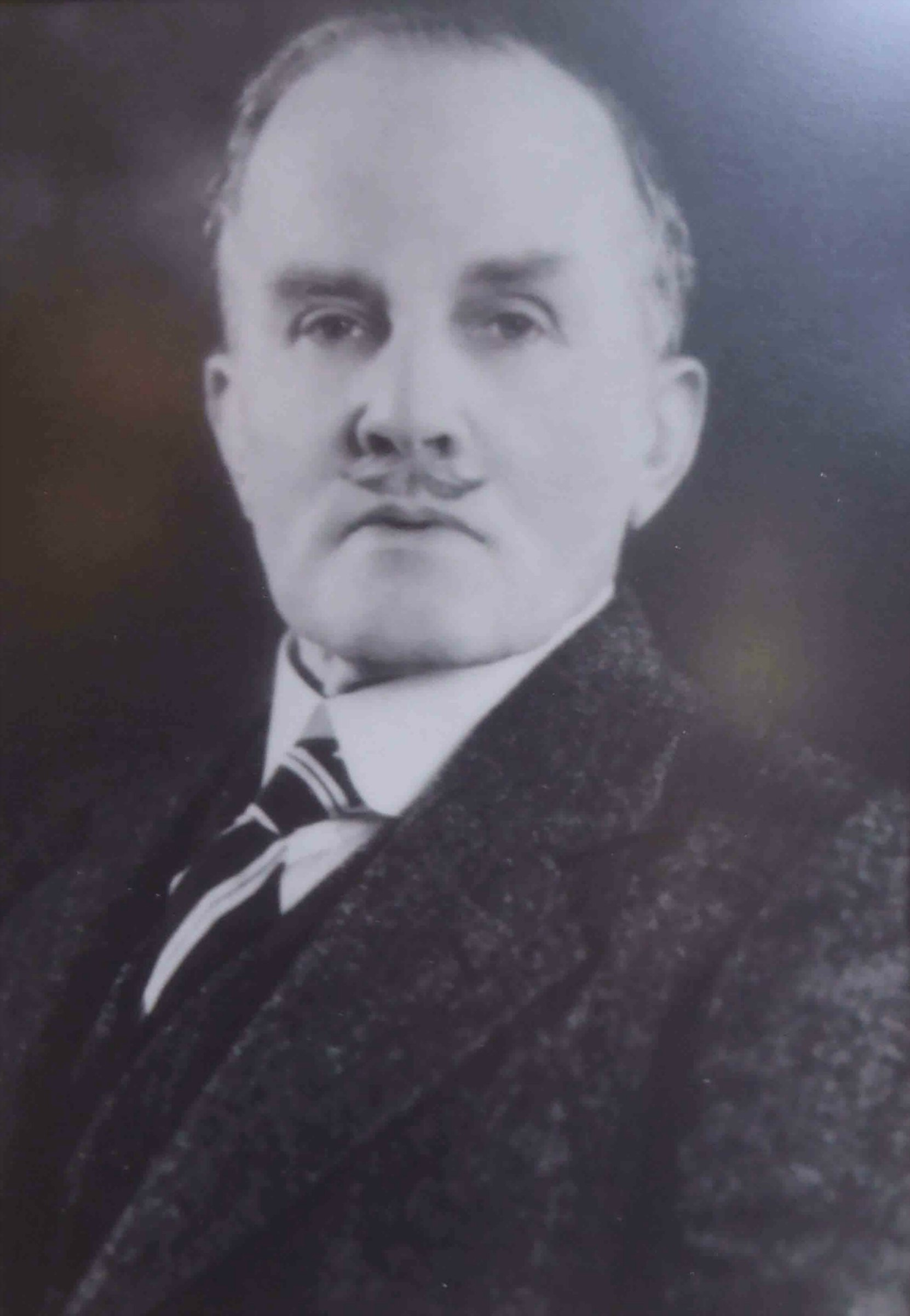 James Grieg, Past Master of Temple Lodge, No.33, Mayor of Duncan