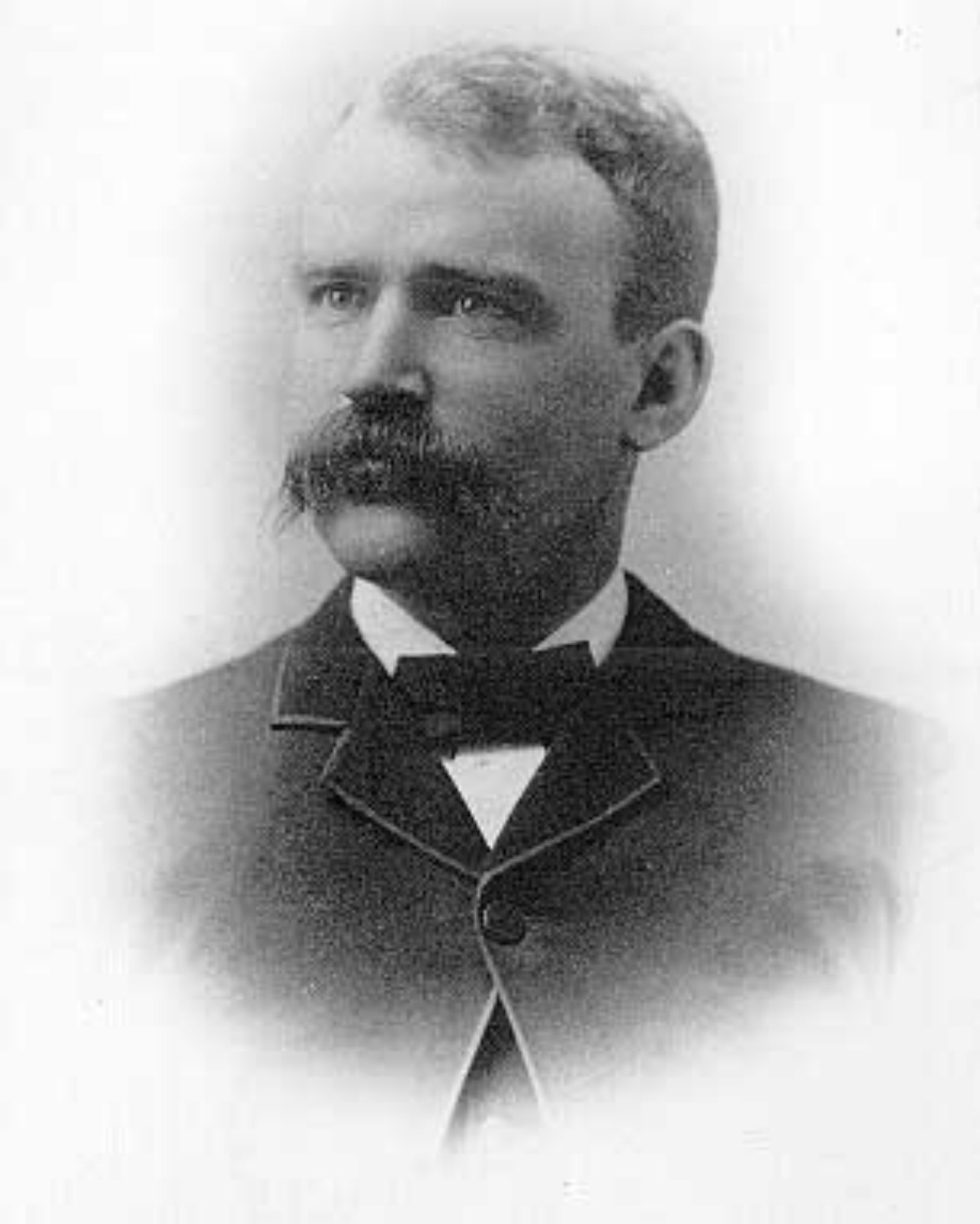 James McLeod Campbell, circa 1907 as Reeve of North Cowichan