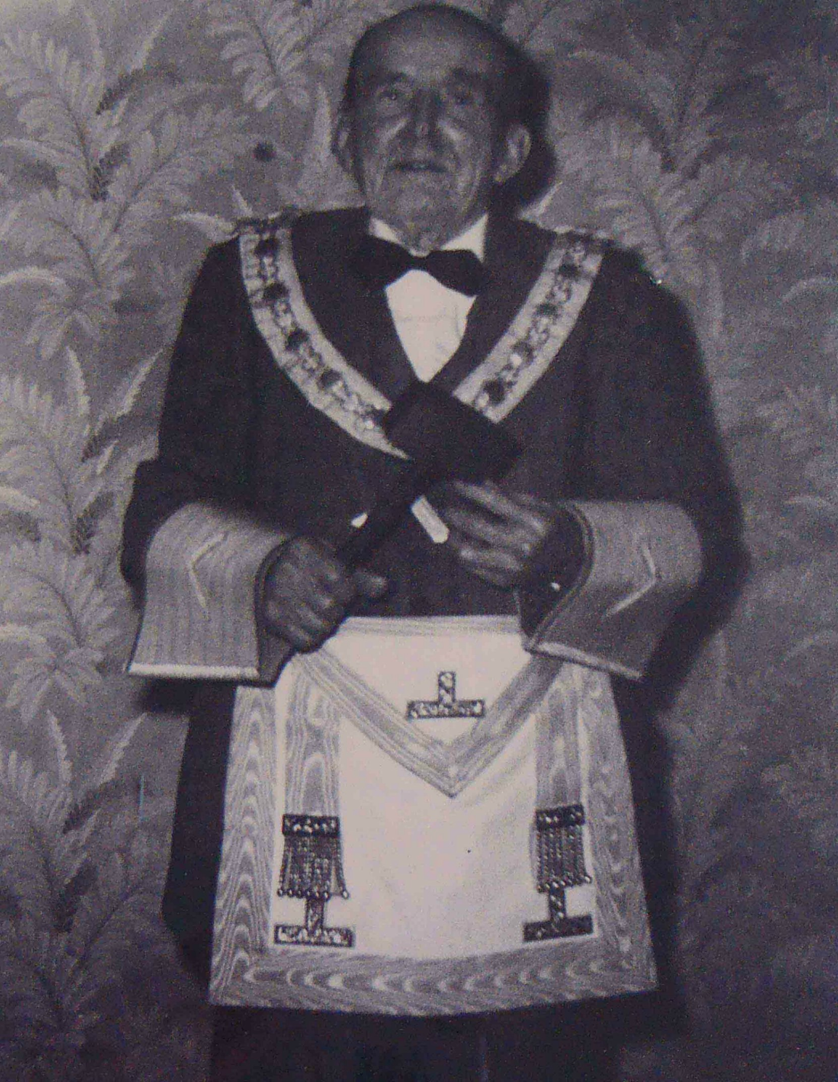 James McLeod Campbell, aged 94 in 1959