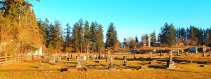 St. Mary's Somenos Anglican Cemetery, Somenos Road, North Cowichan, B.C.