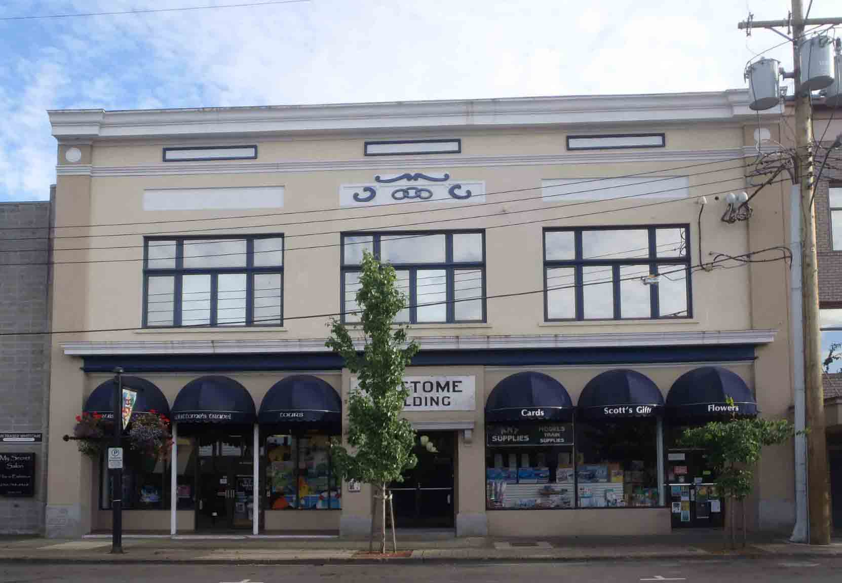 Whittome Building, Station Street, Duncan, B.C.