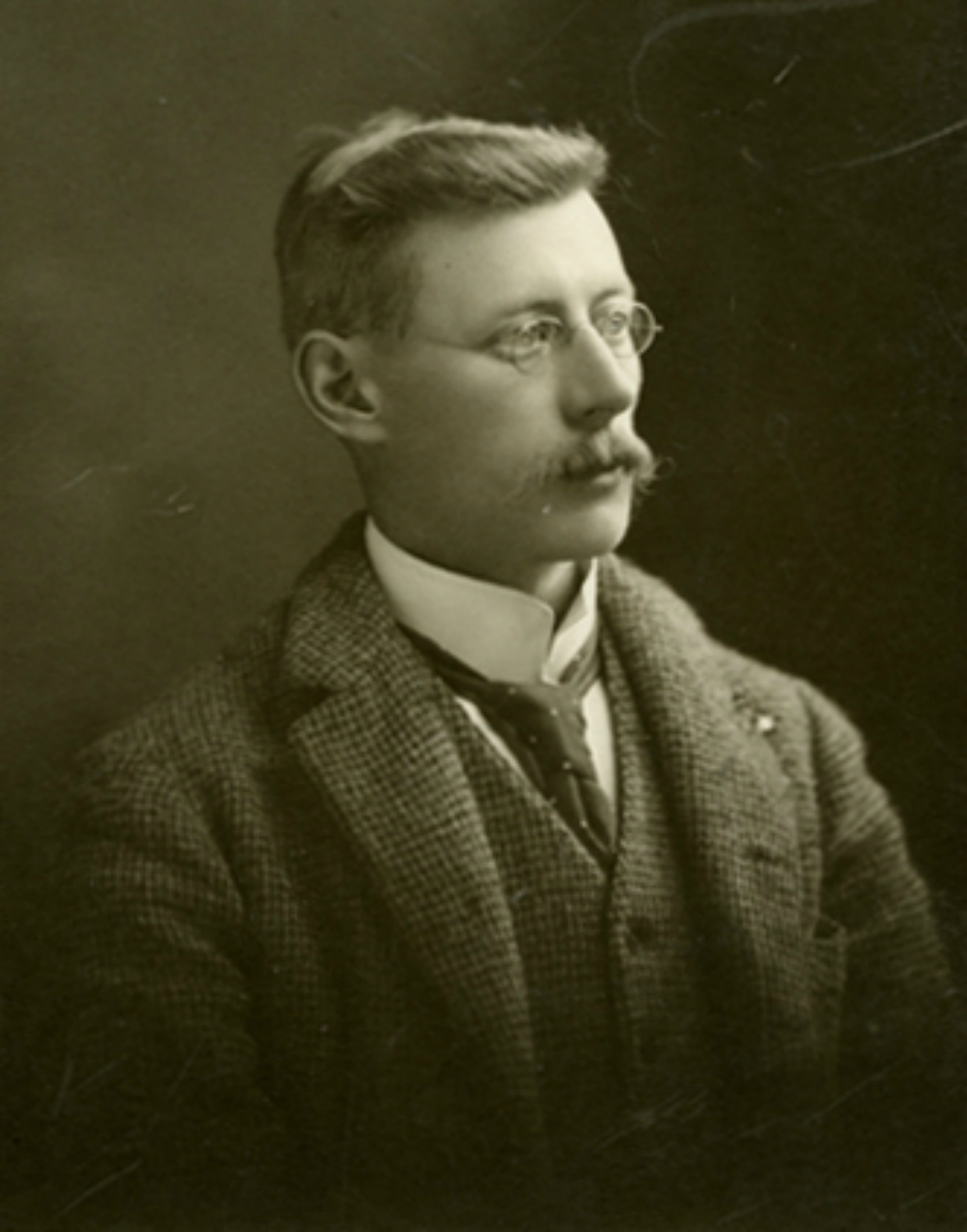 Francis (Frank) Henry Price, circa 1900 (photo courtesy of Keith Price)