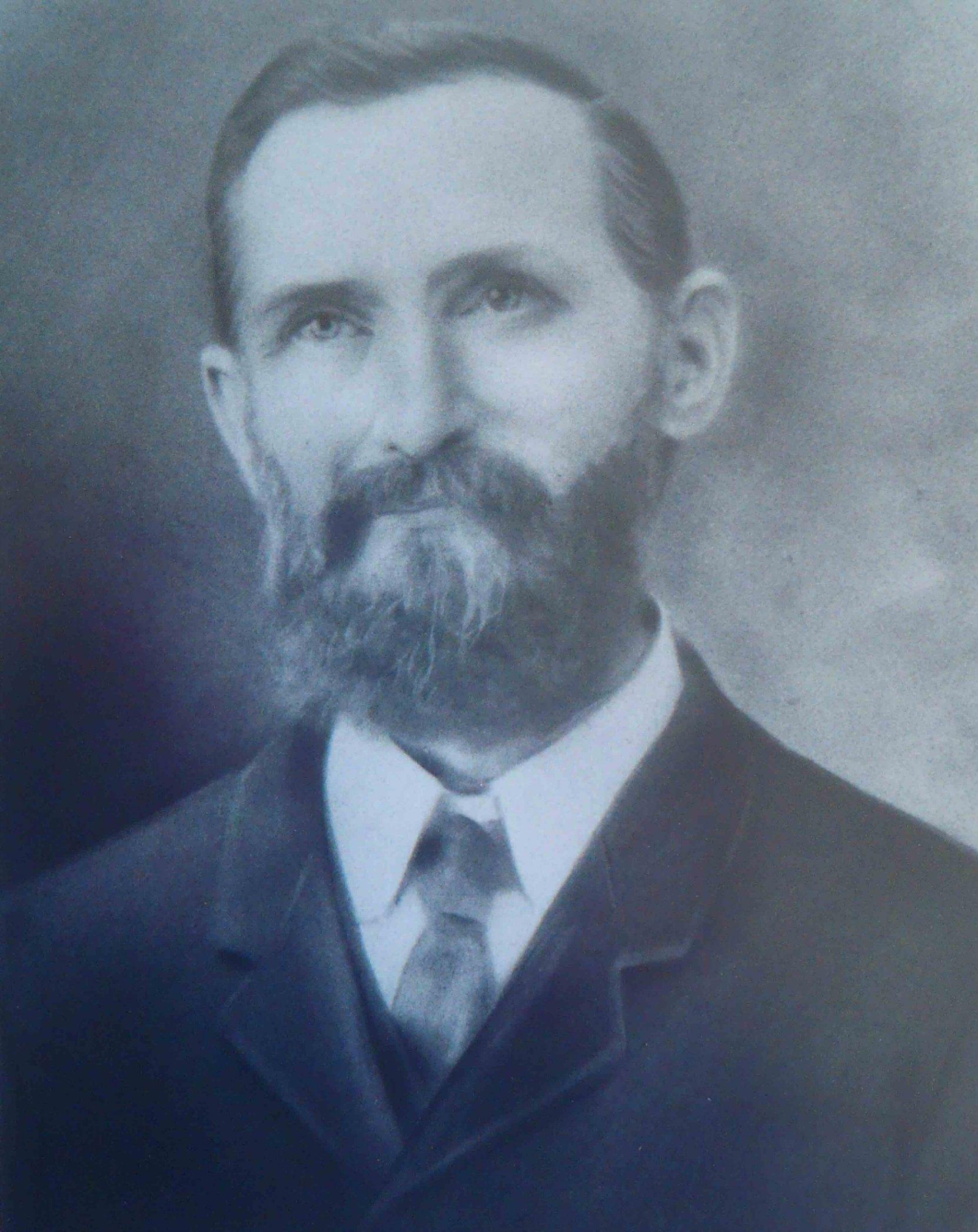 John Henry Peterson, circa 1914