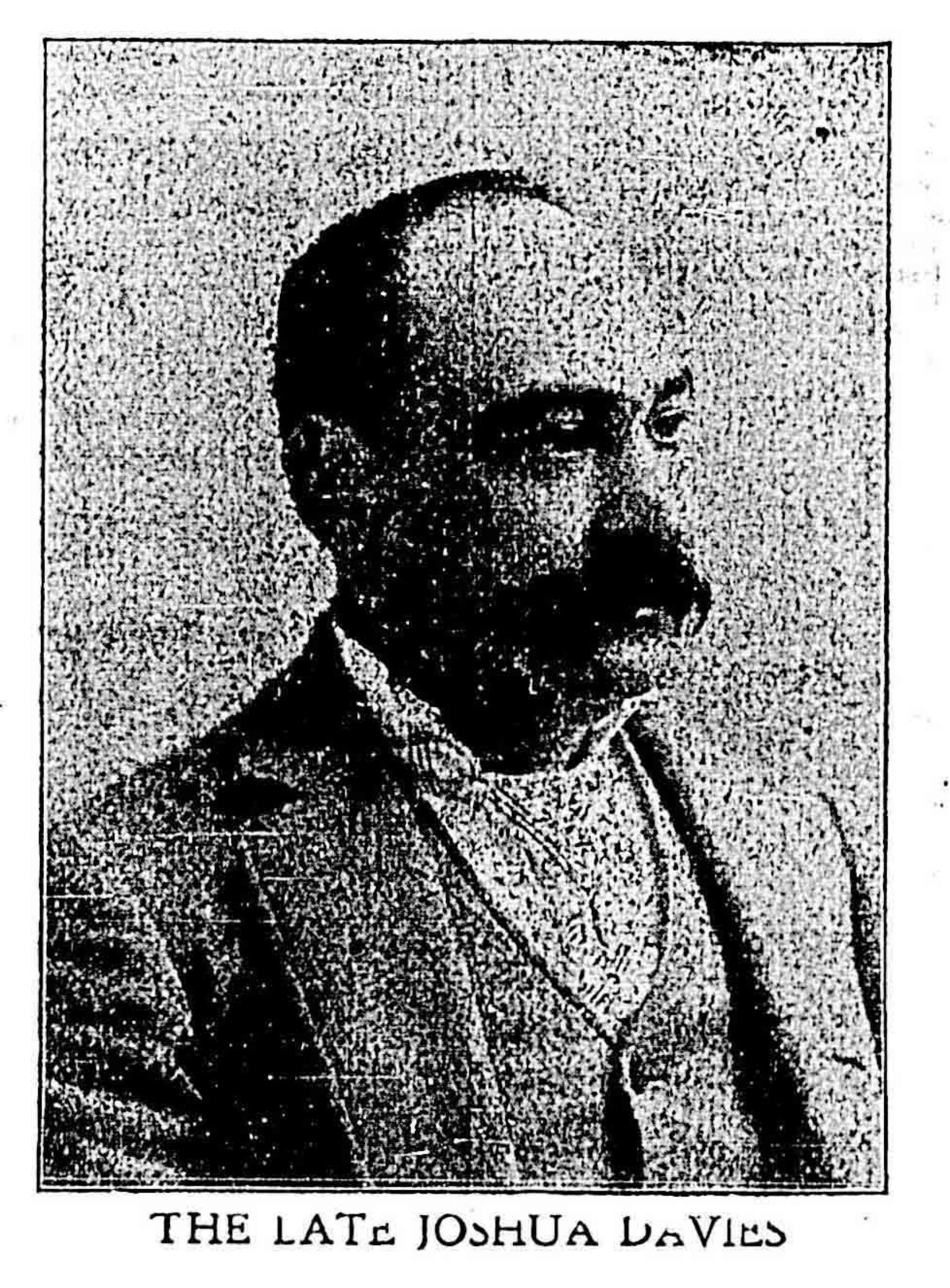 Joshua Philip Davies (1846-1903)