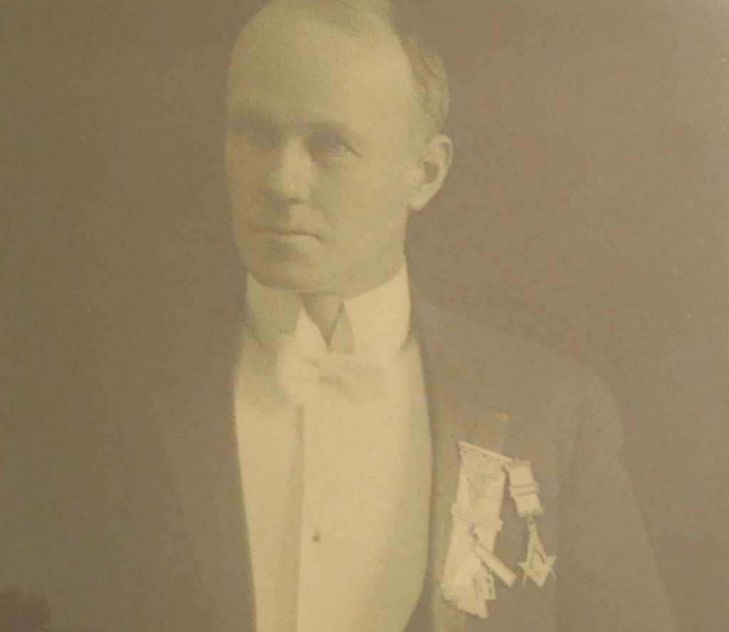 William Mordaunt Dwyer, circa 1911