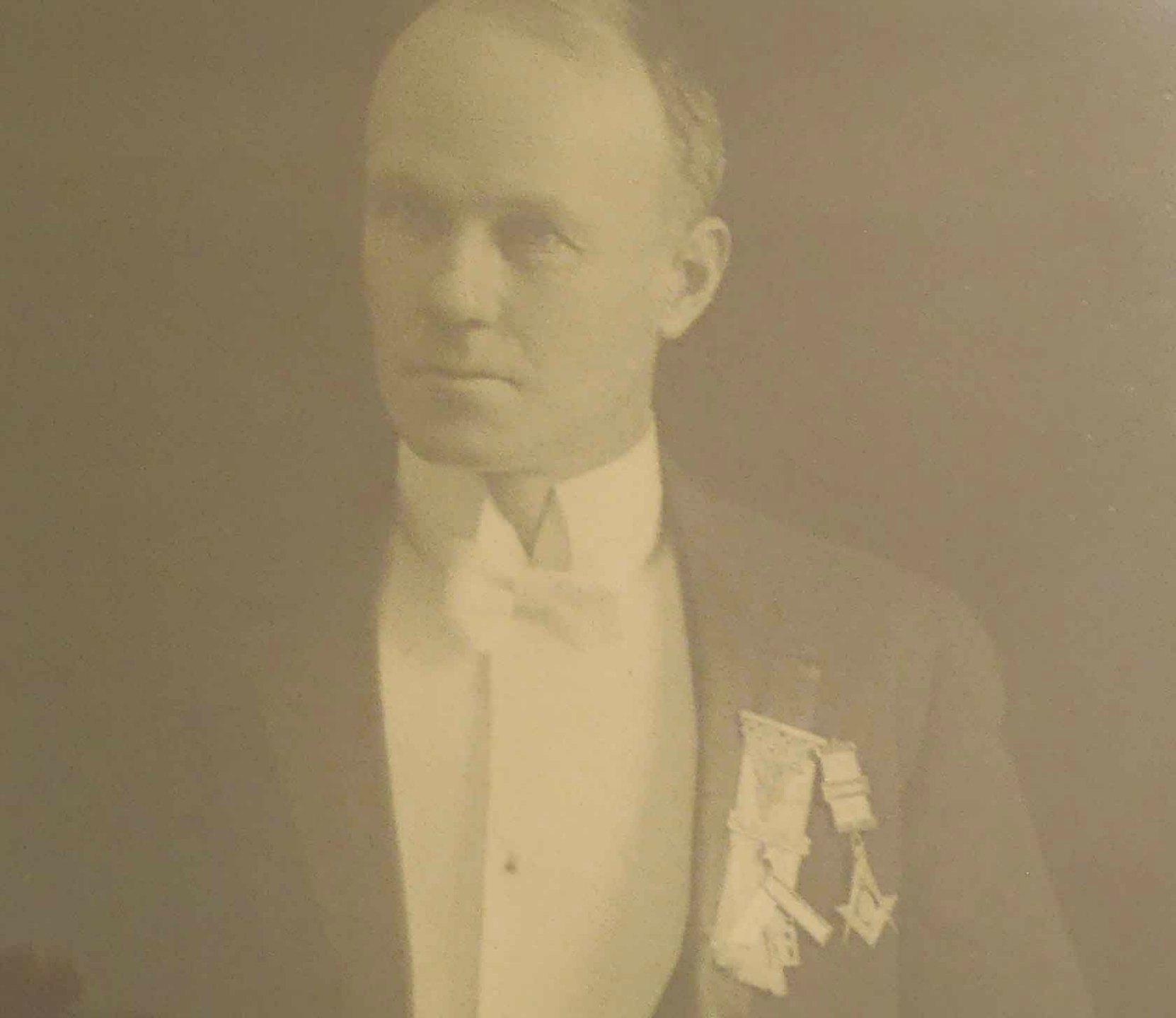 William Mordaunt Dwyer, circa 1911