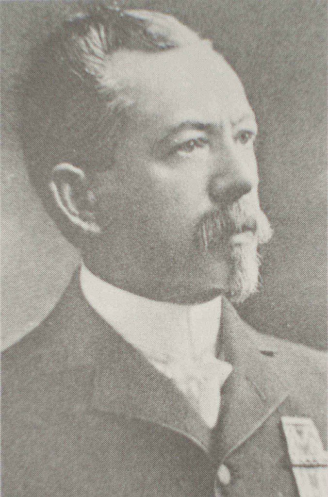 Alexander Roland Milne (died 1904, aged 65) Grand Master - 1887-1888 (photo - Grand Lodge of B.C. & Yukon)