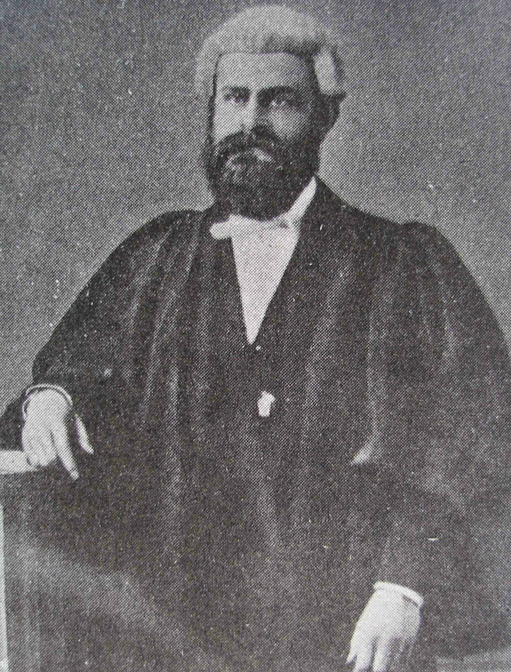 Judge Eli Harrison Jr.