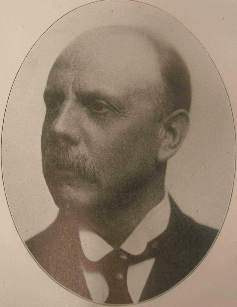 David Russell Ker (1862-1923) was a member of Victoria-Columbia Lodge, No.1 in Victoria, B.C.