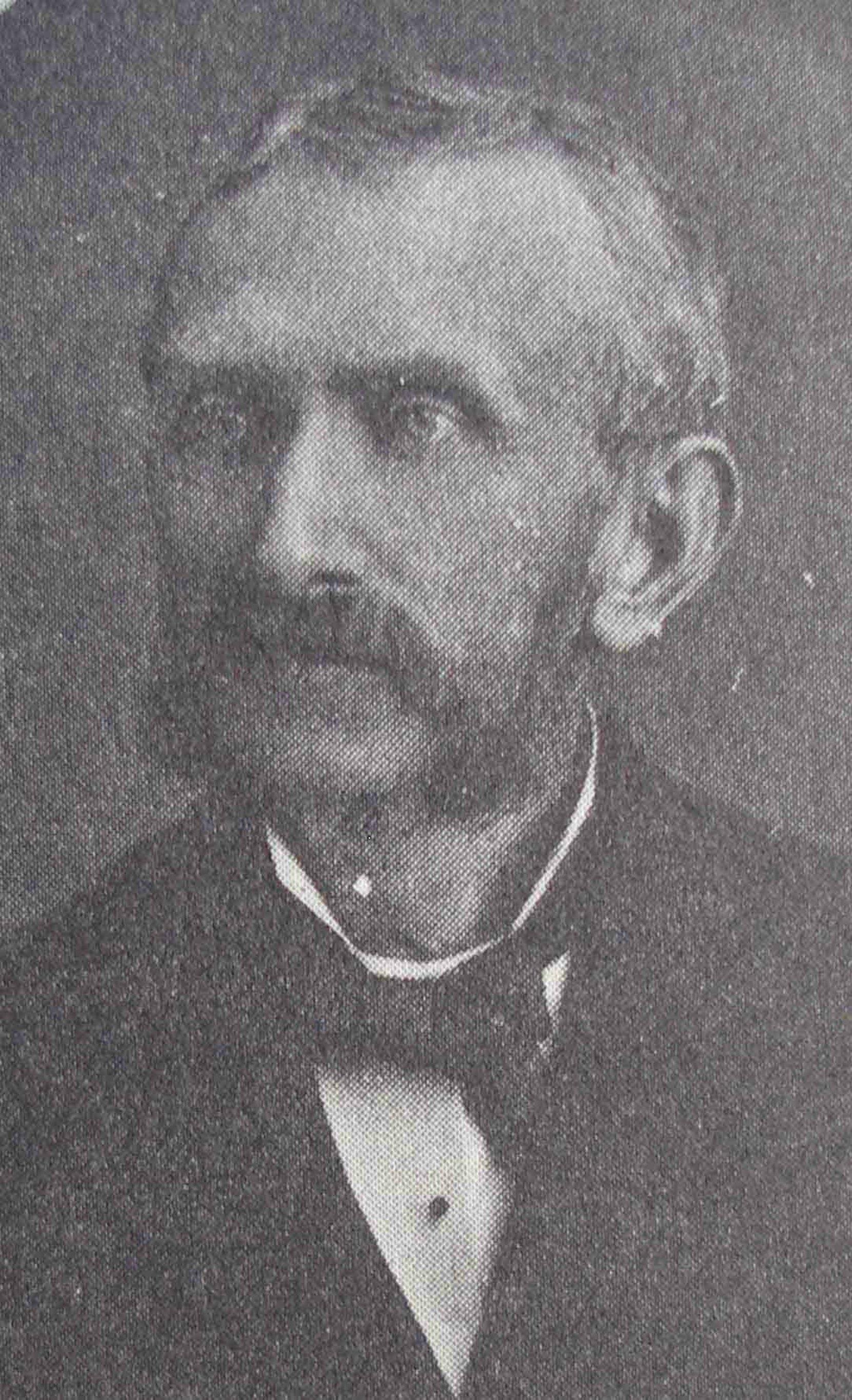 Henry Frederick Heisterman