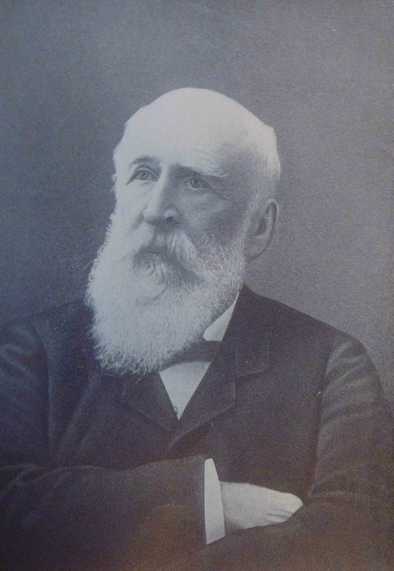 James Allen Grahame, circa 1890