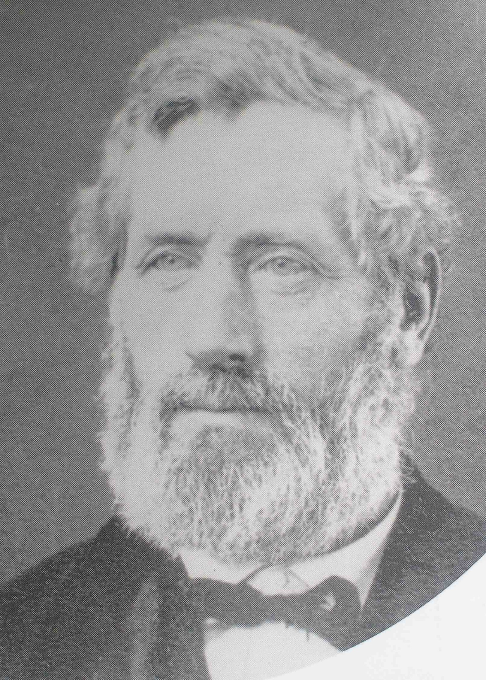 Richard Lewis, circa 1874