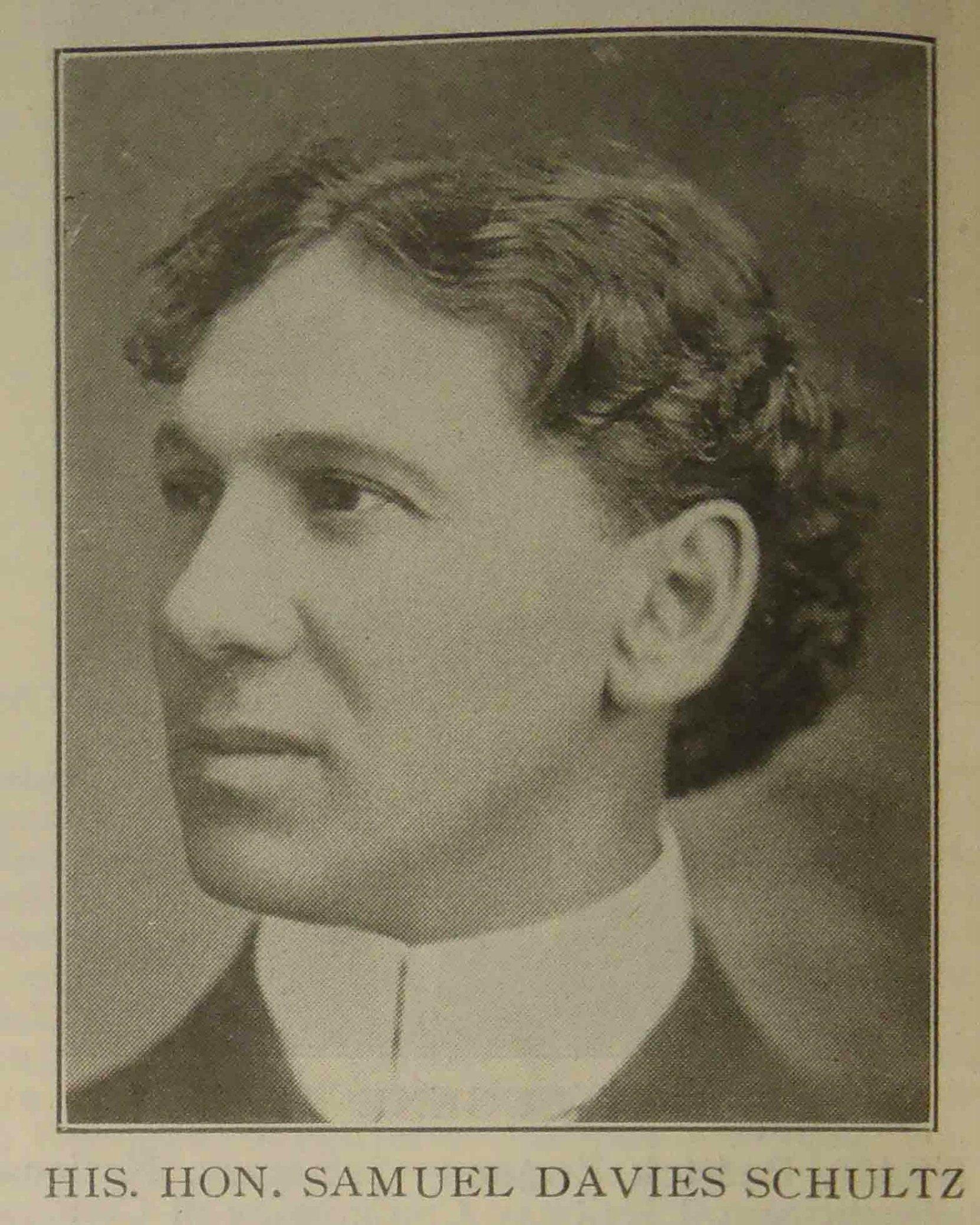 Samuel Davies Schultz (1865-1917)