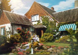 Claude & Edna Green house, Grieve Road, circa 1975