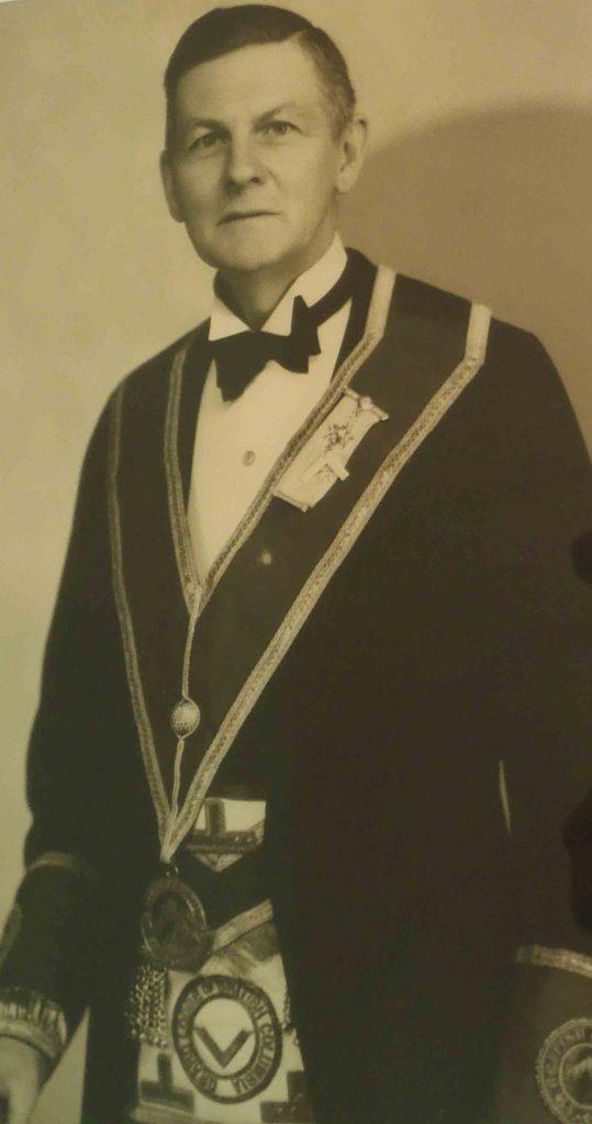Stanley Gordon, circa 1926.