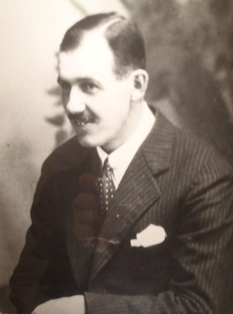 Thomas Henry Stewart Horsfall, circa 1930. (photo: Temple Lodge No. 33)