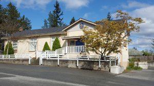 Morpeth Avenue Masonic Hall, 620 Morpeth Avenue, Nanaimo, B.C. (photo by Temple Lodge No. 33 Historian)
