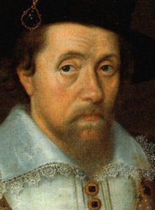 King James VI of Scotland / King James I of England (1566-1625). He directed William Schaw to draft the Schaw Statutes.